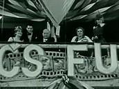 Legendární pražská Lucerna se otevřela před 100 lety