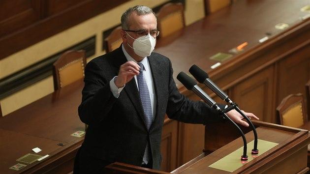 Miroslav Kalousek se vzdal poslaneckého mandátu