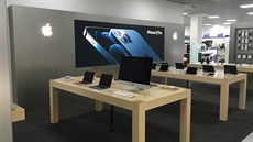 Prodejna Alza v Plzni, Apple shop