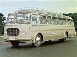 Škoda 706 RTO, prototyp z roku 1956