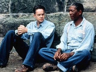 Z filmové adaptace Vykoupení z věznice Shawshank