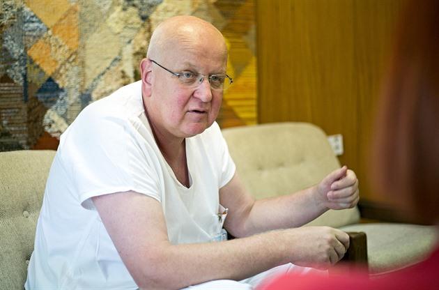 Jindřich Florián oznámil, že přijal výzvu k rezignaci na post ředitele českokrumlovské nemocnice.