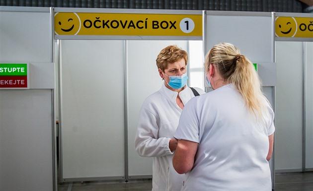 Očkocentrum v Českých Budějovicích. ilustrační snímek