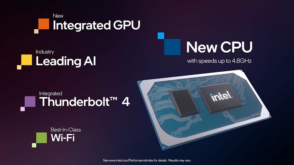 Intel na CESu nalákal na procesor budoucnosti a vyměnil ředitele