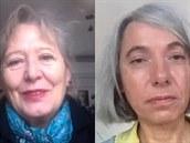 Helena Třeštíková po Skypu hostem pořadu Rozstřel
