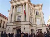Boj o Stavovské divadlo v Praze vrcholil před 100 lety