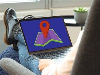 Ilustrační foto - geolokace