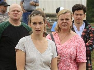 Kukačky. V novém seriálu hrají Marek Adamczyk a Marta Dancingerová pár, který...