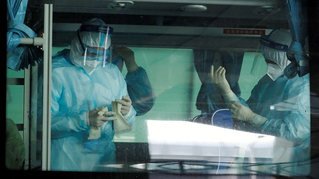 Experti WHO dorazili do Wu-chanu. Budou pátrat po původu koronaviru