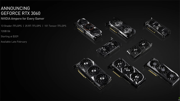 GeForce RTX3060