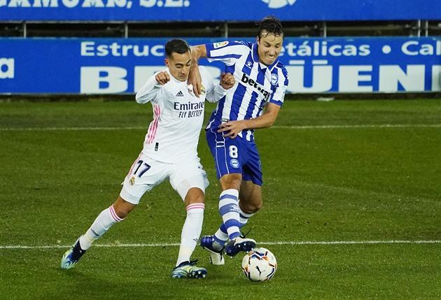 Real Madrid vyhrál vysoko venku, En-Nesjrí se za Sevillu blýskl hattrickem