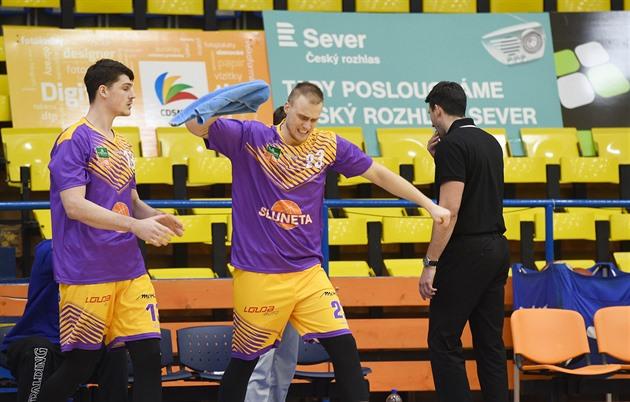 Ostravský Zvolánek je nejmladším hráčem v historii basketbalové ligy