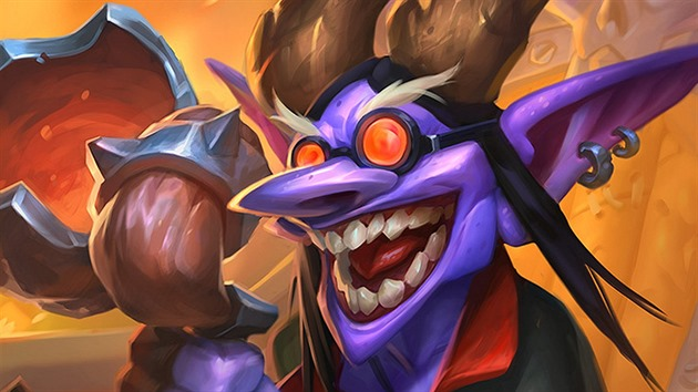 Hearthstone: Darkmoon Races Mini-Set