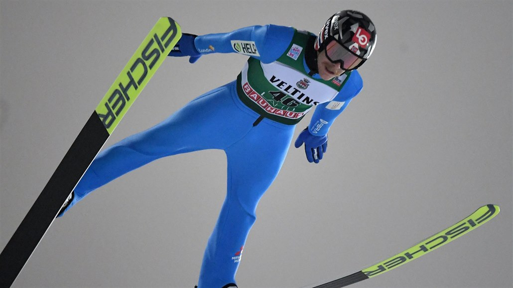 Johansson vyhrál závod Světového poháru skokanů v Lahti, Granerud spadl