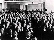 První sjezd slovenských komunistů rozehnala před 100 lety policie