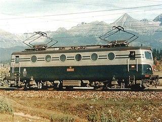 Elektrická lokomotiva Škoda typ 12E