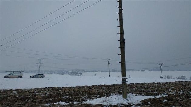Ve Svébohovì, Václavovì, Pivonínì nebo Drozdovì se podaøilo dodávky elektøiny obnovit až po tøech hodinách.
