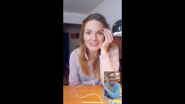 Emmons a Špotáková motivují rodiče, aby vedli děti k pohybu