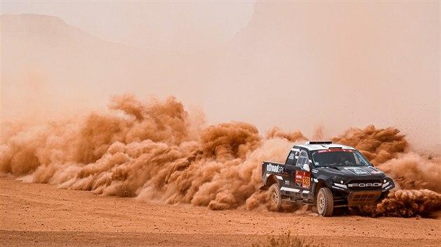 Miroslav Zapletal na Rallye Dakar 2021.