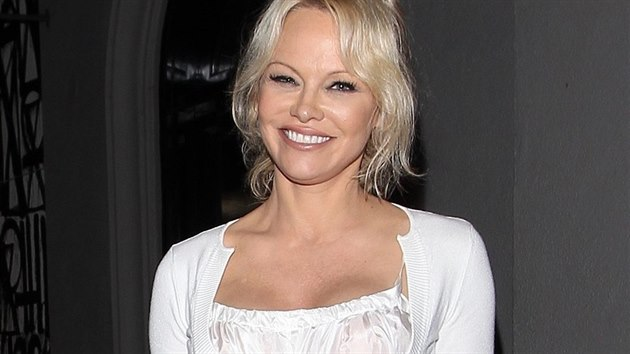 Pamela Andersonová (Hollywood, 2018)