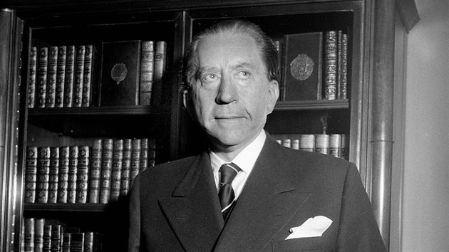 Magnát J. Paul Getty (1957)