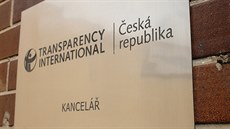 Transparency International v ČR