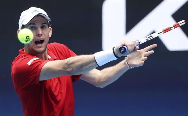 Thiem přišel o Wimbledon, poraněné zápěstí ho vyřadí na pět týdnů