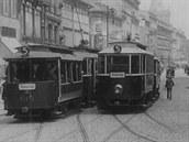Stačilo, aby vyhořela jedna elektrárna a Praha byla bez tramvají