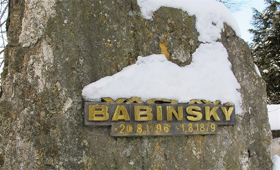 Babinský lived as a gardener in the Řepy monastery of the Boromej sisters.  Reminiscent of ...