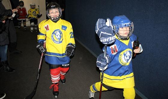 Přerovští hokejisté včetně těch nejmenších se mají dočkat vylepšeného zázemí,...