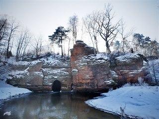 Unikátní chráněná památka Průrva Ploučnice je jedním z největších turistických...