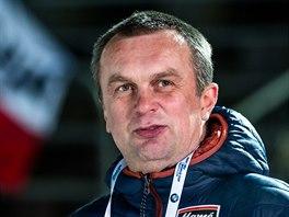 První muž èeského biatlonu Jiøí Hamza v Novém Mìstì
