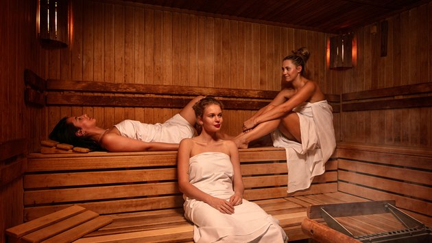 Sauna ve Spa Resortu Sanssouci