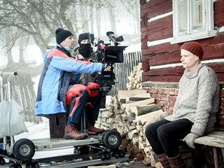 Filmaři začali natáčet snímek Poslední závod.