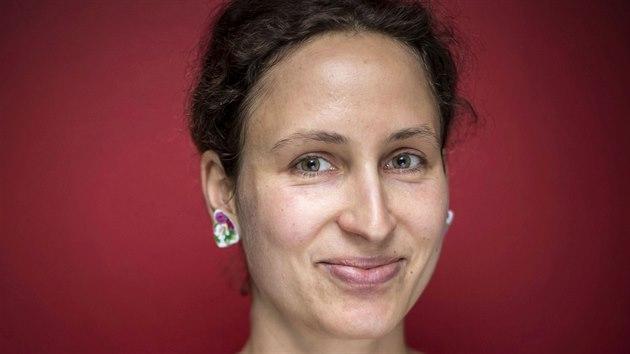 Komentátorka slovenského deníku Sme Zuzana Kepplová