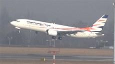 Policie obvinila pilota kvůli letu jen s jedním fungujícím motorem na trase z Prahy do Řecka