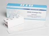 One Step COVID-19 Antigen Test