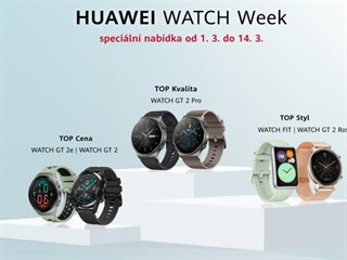 Huawei Watch Week