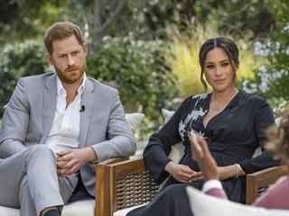 Princ Harry a vévodkyně Meghan u Oprah Winfreyové (2021)