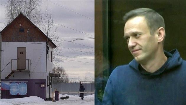 Trestanecká kolonie pro Navalného je jedním z nejtvrdších vězení v Rusku
