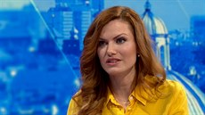 Gabriela Koukalová se pochlubila, že čeká miminko