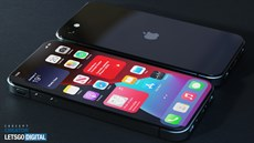 Koncept Apple iPhone 4 2022