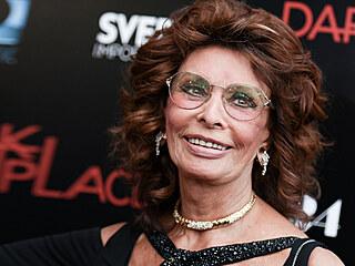 Slavné dámy v kuchyni - Sophia Loren