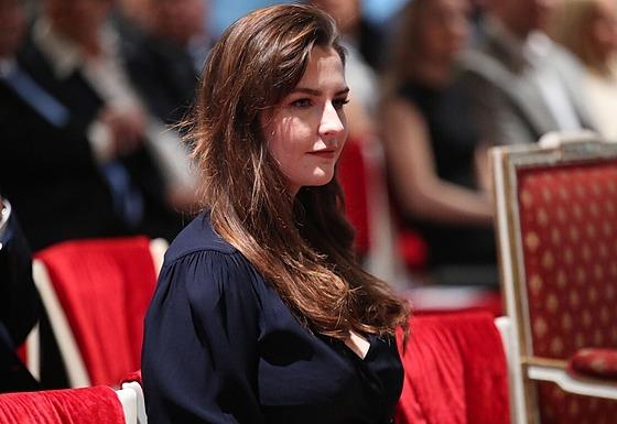 Kateřina Zemanová (Praha, 8. března 2020)