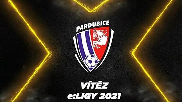 Pardubice mají virtuální fotbalový titul ze hry FIFA 21