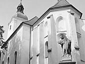 Chotovinský katolický farář přešel před 100 lety i s kostelem k husitům