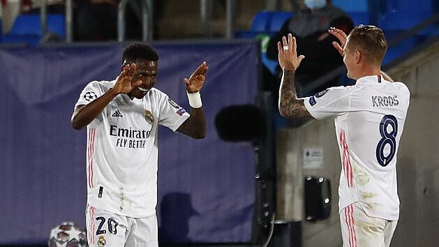 Liga mistrů: Real Madrid vyhrál nad Liverpoolem 3:1