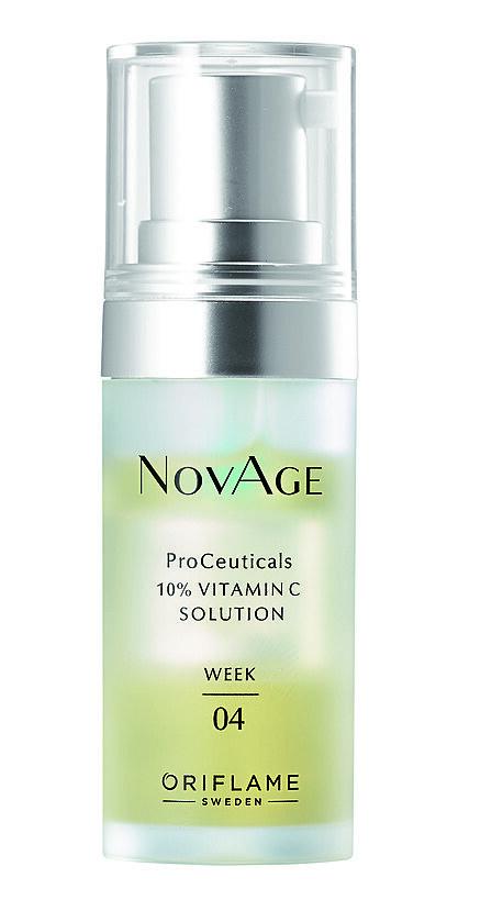 Intenzivní 4týdenní kúra s vitaminem C, NovAge ProCeuticals, Oriflame