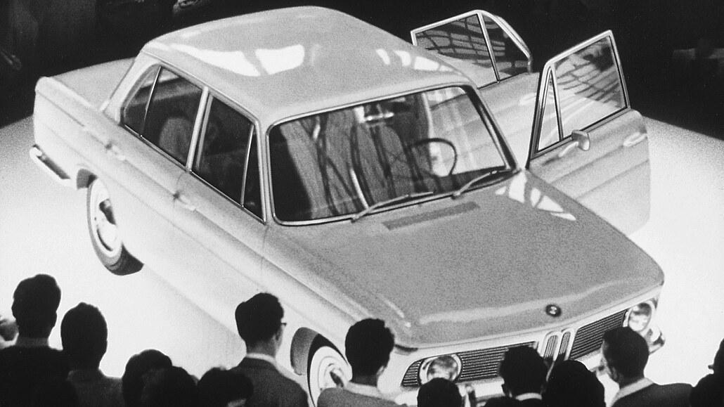 Neue Klasse revival: nová éra BMW v zajetí voltů a terabajtů