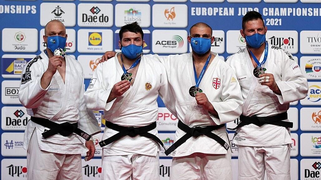 Krpálek medaili z Evropy potřeboval. Příprava na Tokio může začít